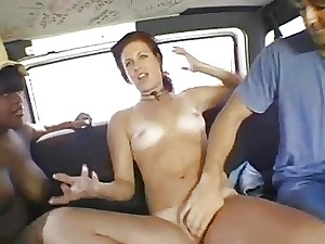 That babe finds slew of adventures in a bang bus