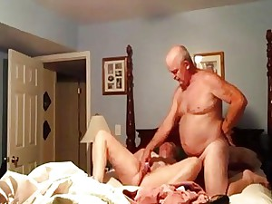 Amateur wife getting boned with a fuck stick