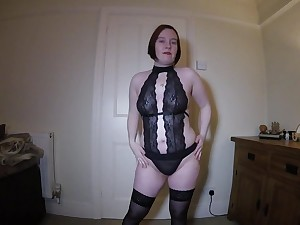 Stripping and Dancing Underwear & Stockings