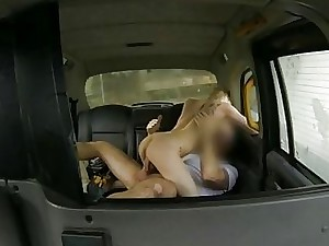 Fraud driver xxx orgy with customer