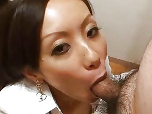 Ayane Fukumori  Young Japan Teen Doggy Tailor Have a passion