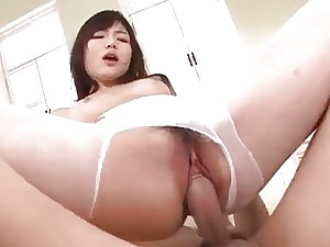 Canny pussy hanker be fitting of the greater part sucking Megumi Shi
