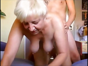 Fucking step-mother