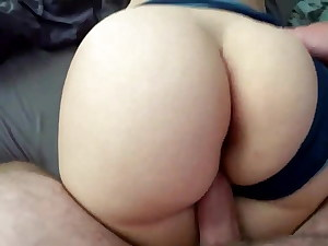 REAL HOME SEX - Good-sized ASS BLIR KNULLET
